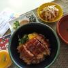 季節のお食事「ひつまぶし御膳」